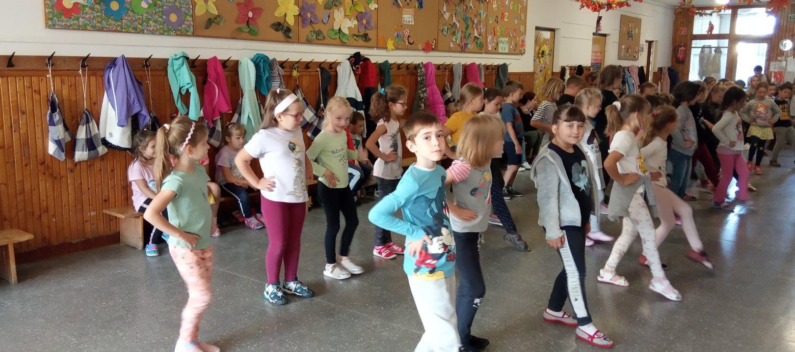 Művészeti iskolai táncoktatás ízelítő